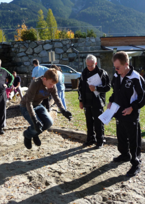 Herbst Karate Seminar Seefeld 2011