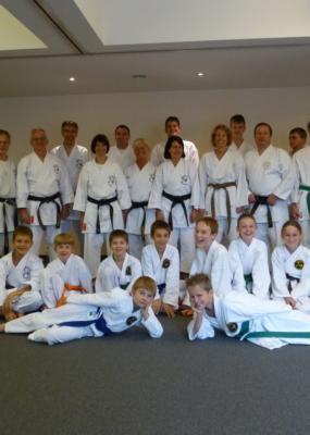 Herbst Karate Seminar Seefeld 2012